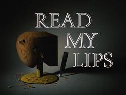 Read My Lips-Title Card