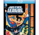 Justice League Unlimited - The Complete Series (Blu-ray)