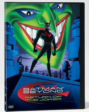 Batman Beyond Return of the Joker (DVD) – Cut