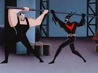 Slapper vs Batman