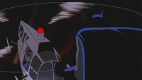 Batman police chase