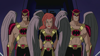 Shayera arrested