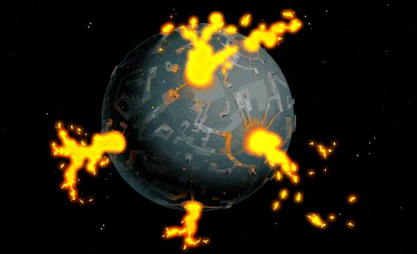 Apokalips, DC Universe