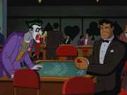 Bruce Wayne pulls one over on Joker