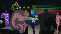 Clayface rescued