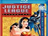Justice League - Season One (Blu-ray)