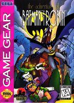 Video game AoBaR Gamegear