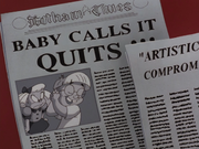 Baby-Doll quit