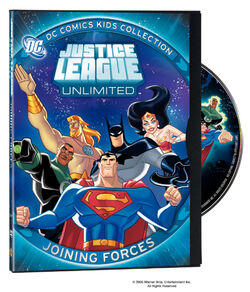 Justice League Unlimited - Joining Forces (DVD)