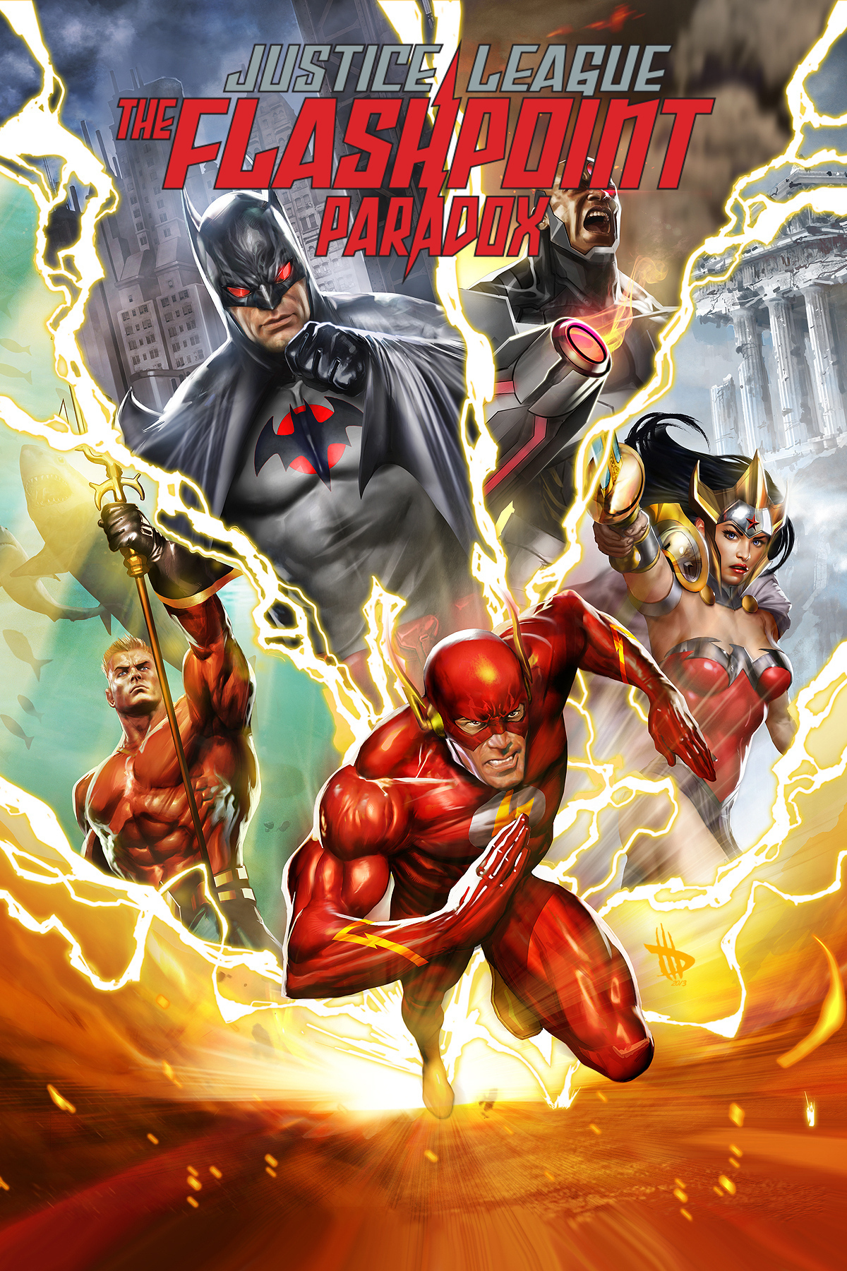 justice League: The Flashpoint Paradox的圖片搜尋結果
