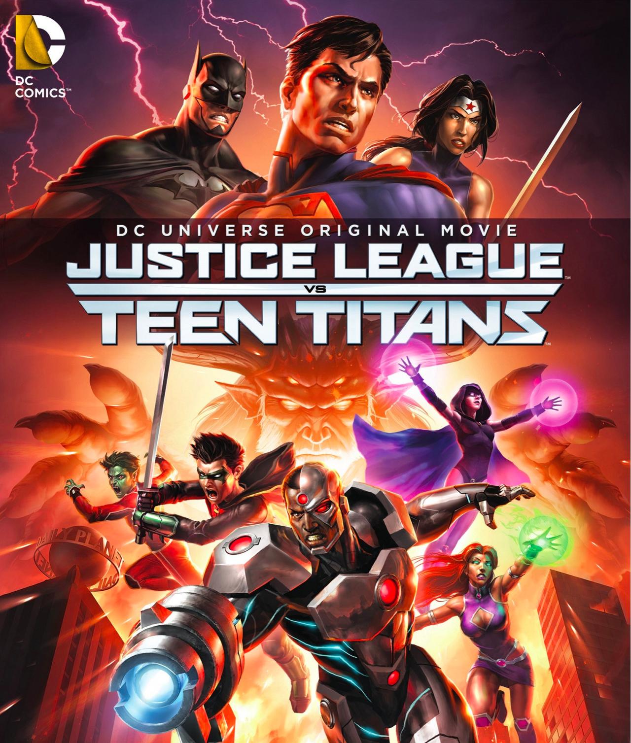Teen titans movie