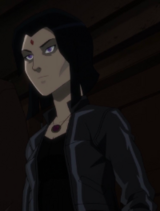 Apokolips Raven Civilian