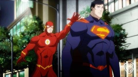 """Justice League War - """"Now What?"""""""