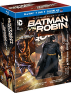 Batman vs. Robin - Deluxe Edition