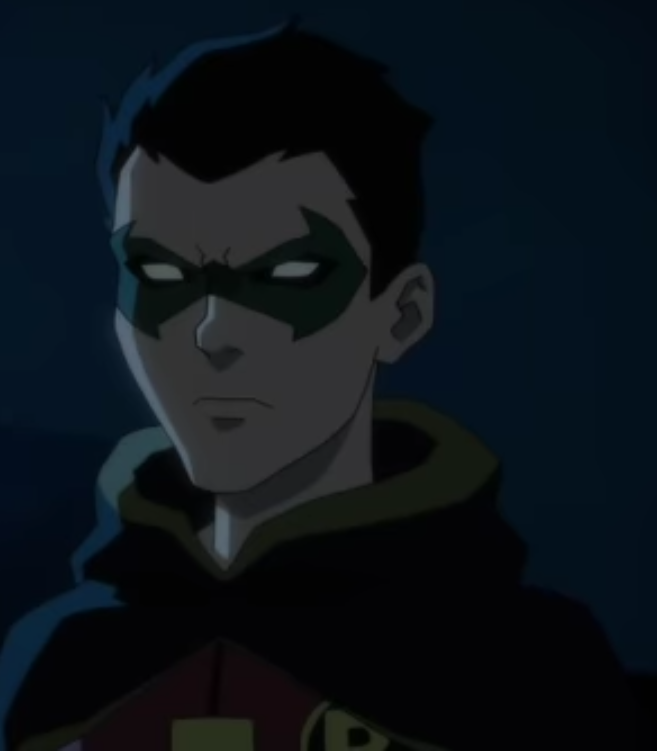 Damian Wayne Dc Animated Movie Universe Wiki Fandom