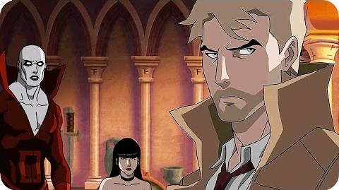 JUSTICE LEAGUE DARK Trailer & Making Of (2016)