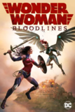 Wonder Woman Bloodlines DVD Cover