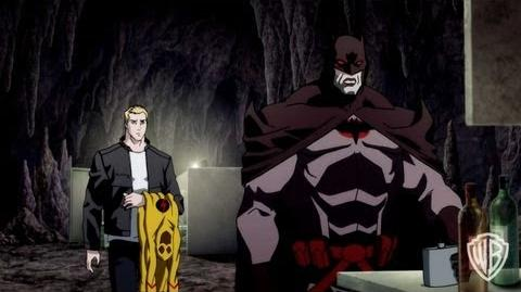 """Justice League The Flashpoint Paradox - """"Speed Force"""" (Clip)"""