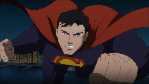 "Justice League vs. Teen Titans clip ""JL vs"