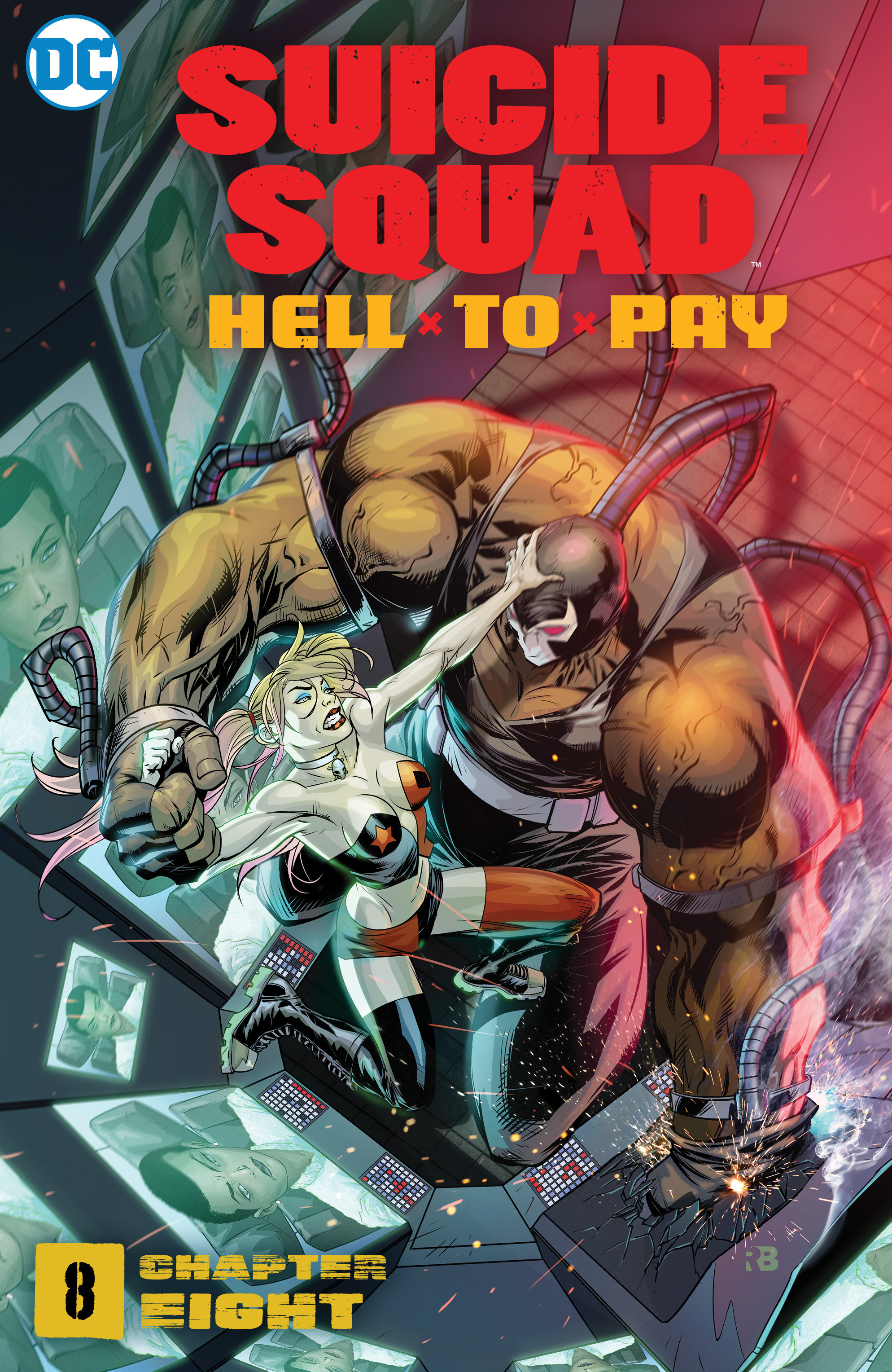 Suicide Squad Hell To Pay Comic Dc Animated Movie Universe Wiki Fandom