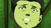 Damian loses his grandfather