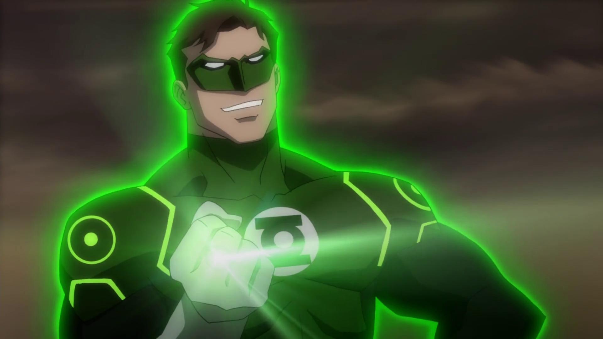 Hal Jordan Dc Animated Movie Universe Wiki Fandom