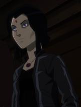 Raven civilian Apokolips
