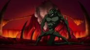 Beast Boy as a Werebeast