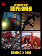 Reign of the Supermen teaser poster 2