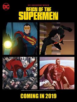 Reign of the Supermen teaser poster 2