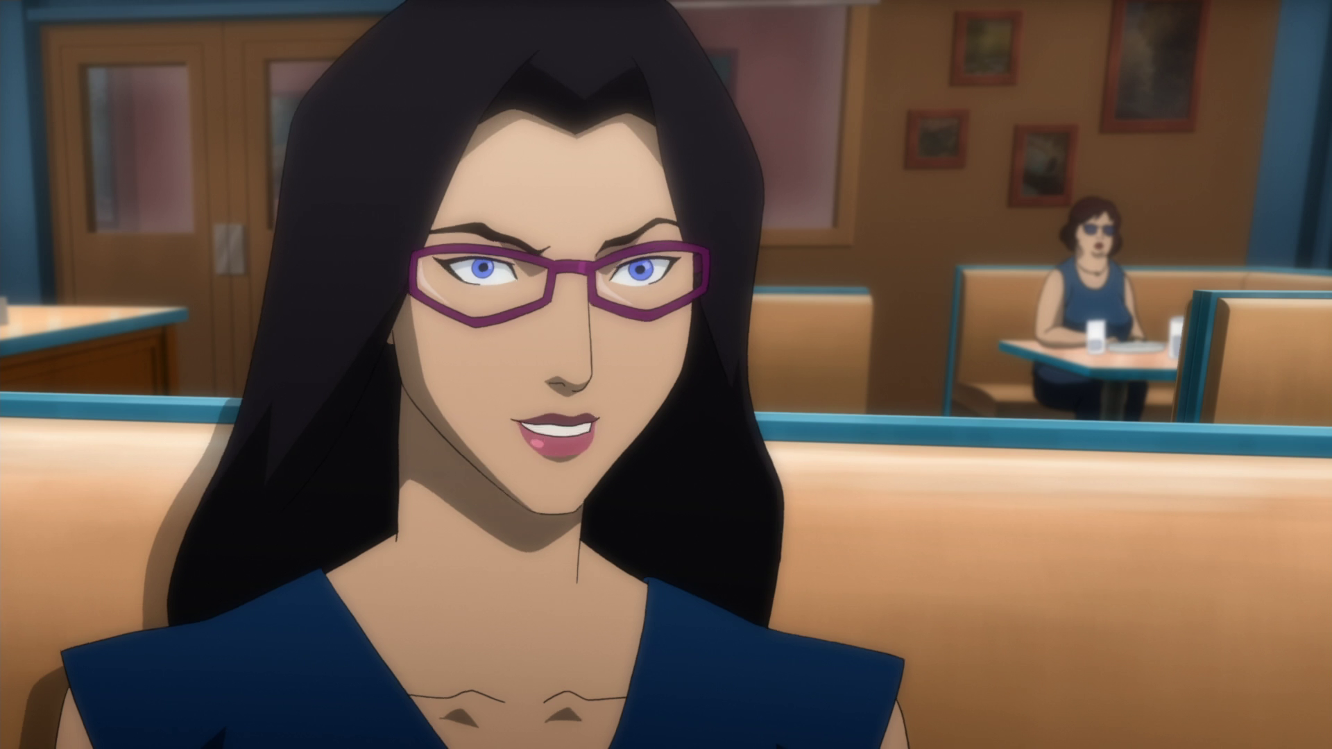 Diana Dc Animated Movie Universe Wiki Fandom Powered By Wikia