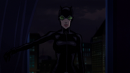 Catwoman's Entrance