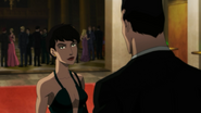 Selina Kyle and Bruce Wayne