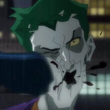 Batman Hush Dc Animated Movie Universe Wiki Fandom