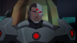 Cyborg (Throne of Atlantis)