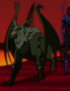 Beast Boy as Griffin