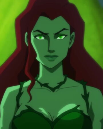 Pamela Isley Dc Animated Movie Universe Wiki Fandom