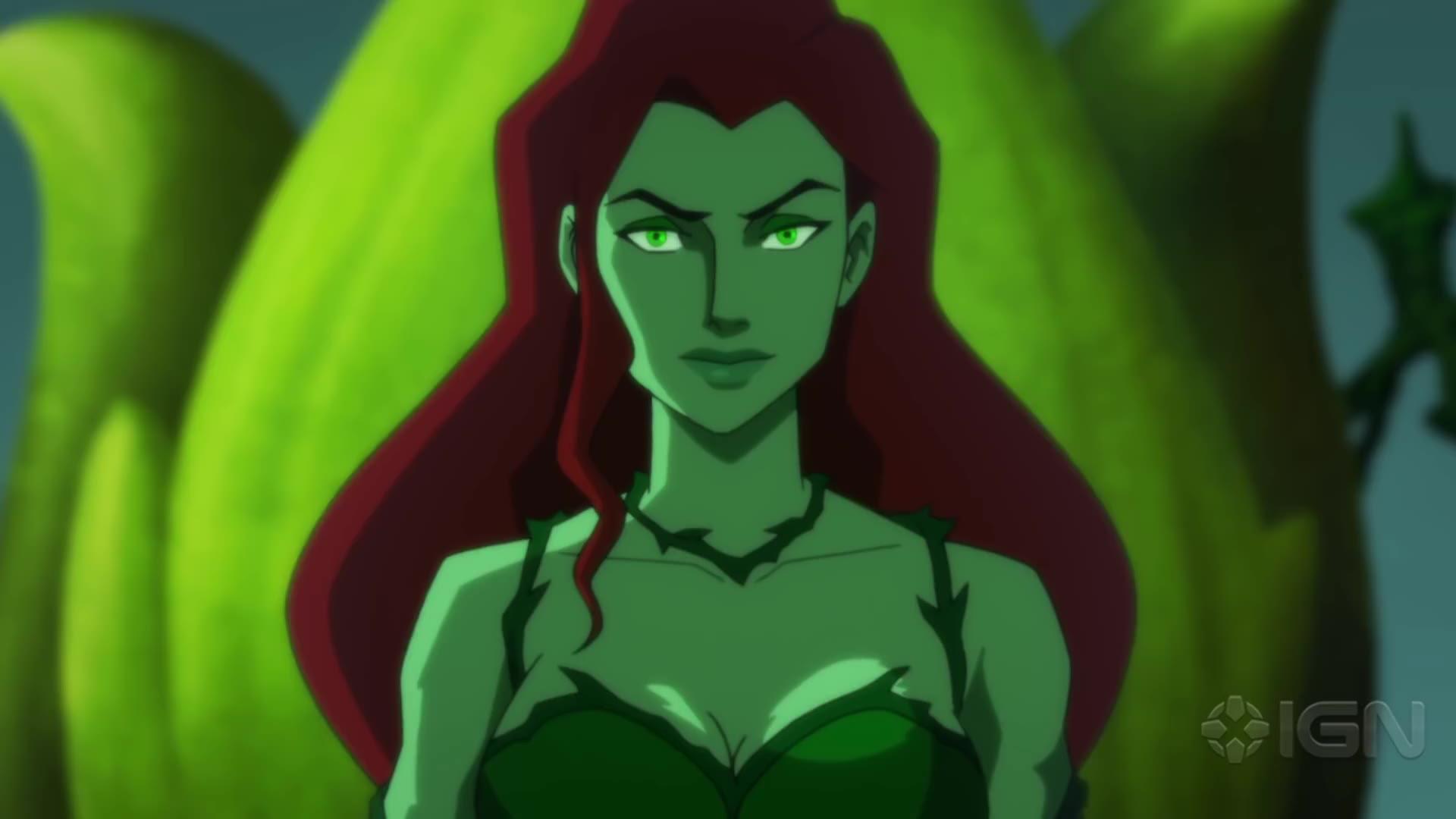 Pamela Isley Dc Animated Movie Universe Wiki Fandom