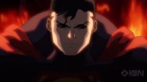 Justice League vs. Teen Titans - Trailer Debut