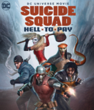 Suicide Squad Hell to Pay cover