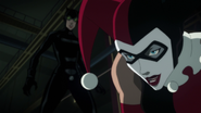 Catwoman vs. Harley Quinn