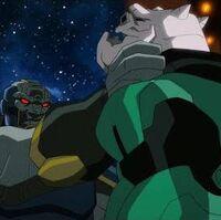 Green Lantern Corps Dc Animated Movie Universe Wiki Fandom