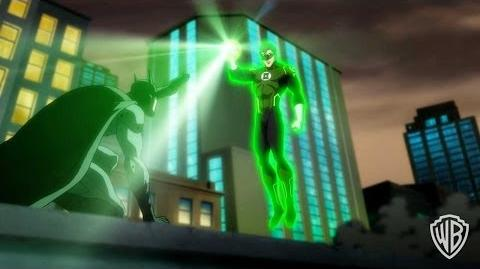 """Justice League War - """"You're Real?"""""""
