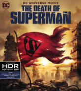 The Death of Superman cover
