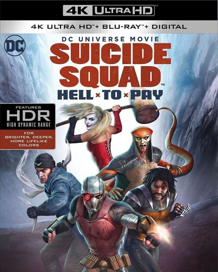 Suicide Squad Hell To Pay Dc Animated Movie Universe Wiki Fandom