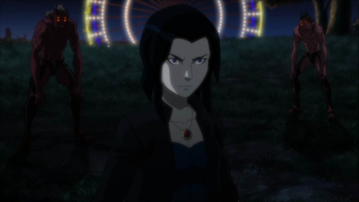Raven   DC Animated Movie Universe Wiki   FANDOM powered by