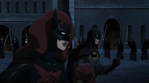 """Batman Bad Blood clip - """"Nunjas"""""""