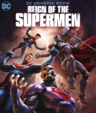 Reign of the Supermen cover