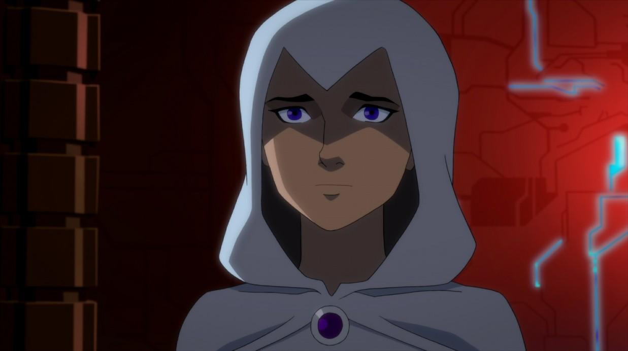 Raven Dc Animated Movie Universe Wiki Fandom
