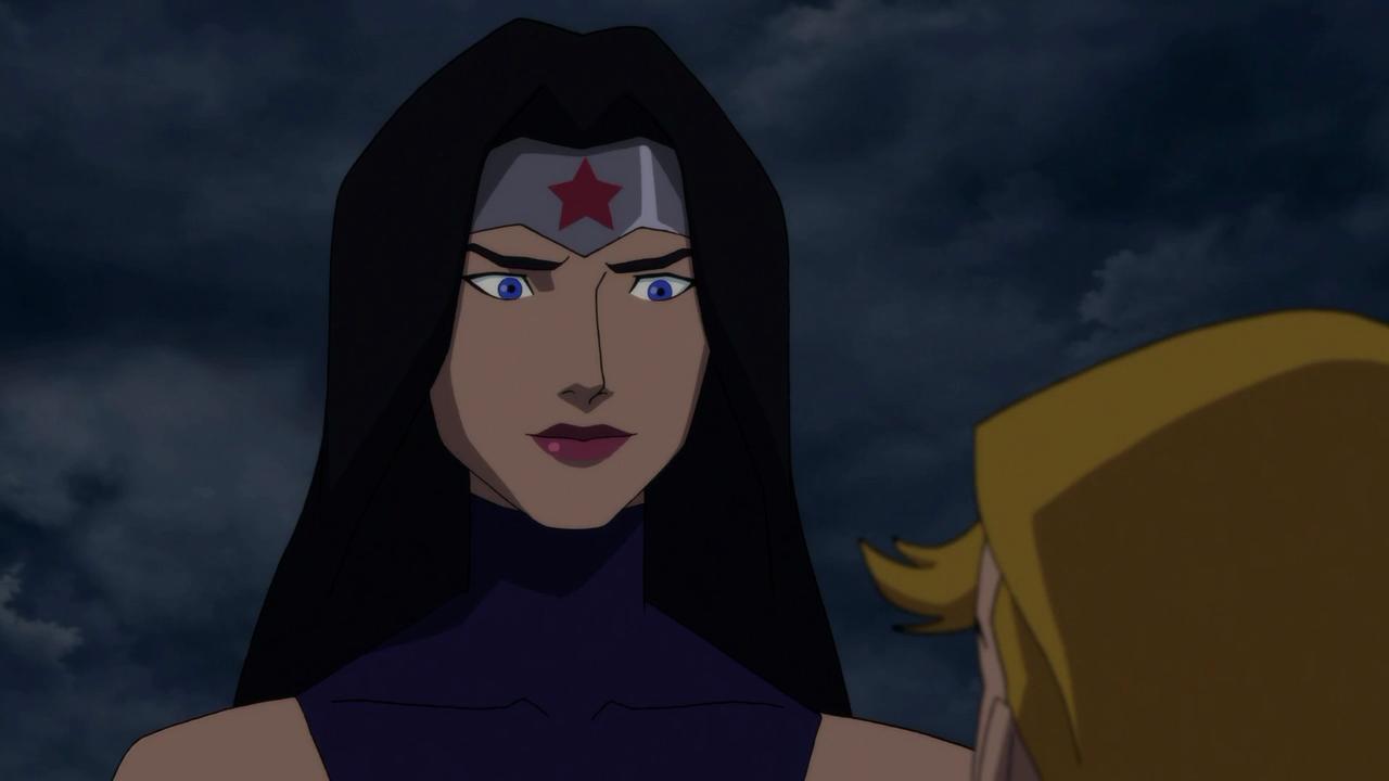 Diana Dc Animated Movie Universe Wiki Fandom